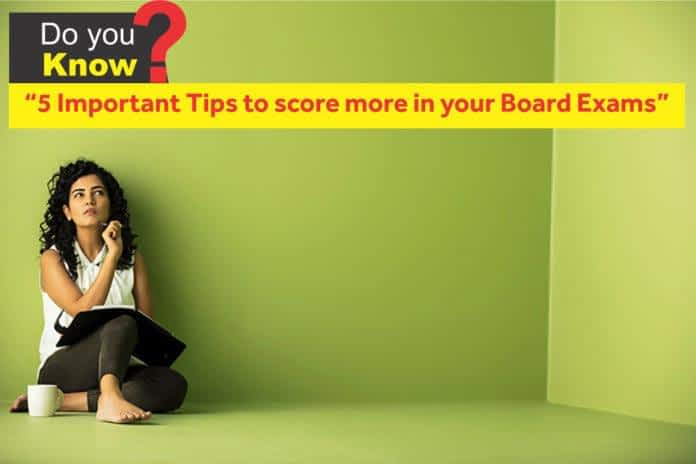 Five Horrible Mistakes Students Make in Preparing for Their Board Exams!